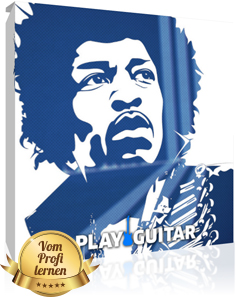 Jimi Hendrix Licks & Style - Jimi Hendrix Songs nachspielen lernen