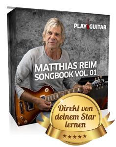 Matthias Reim Songs nachspielen